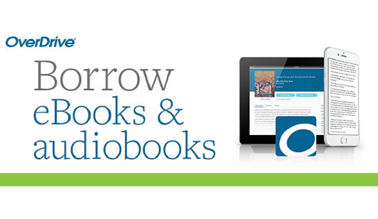 OverDrive Borrow eBooks and eAudiobooks