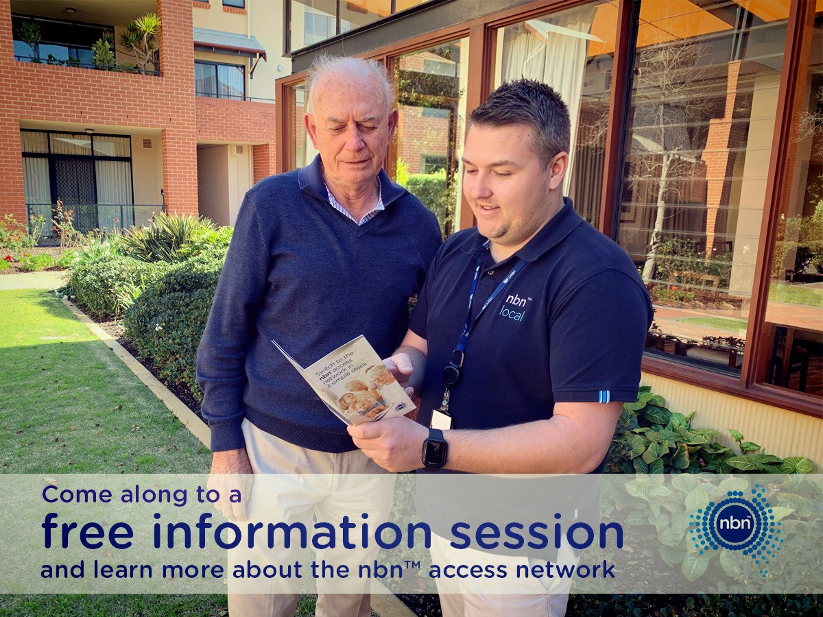 nbn™ Information Session