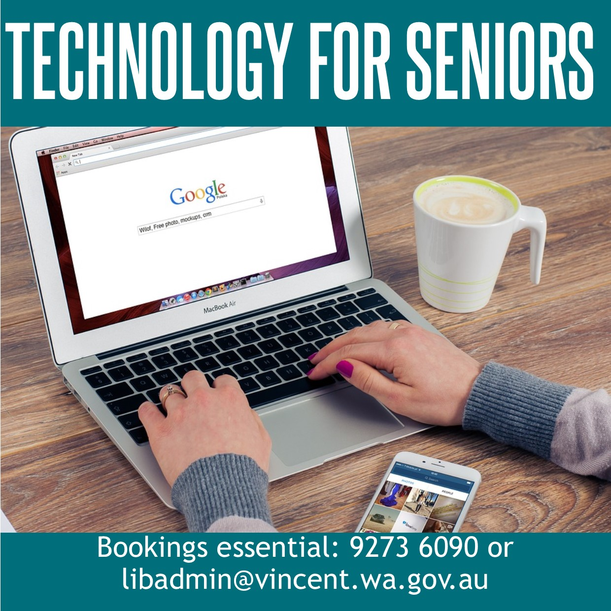 Technology For Seniors : Privacy
