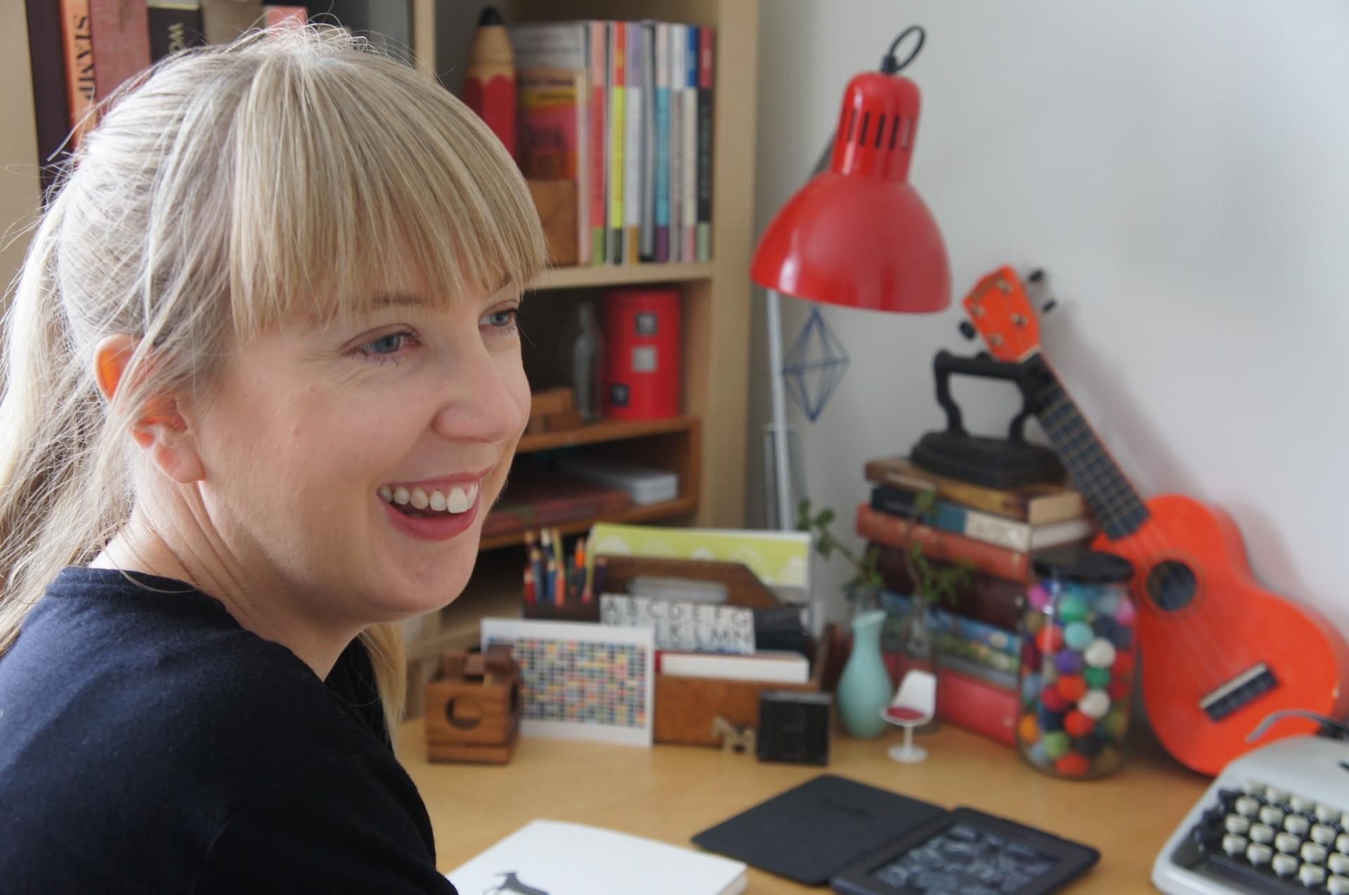 Write, Edit, Repeat: The Process of Writing with Annabel Smith