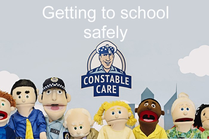 Constable Care : Getting to School