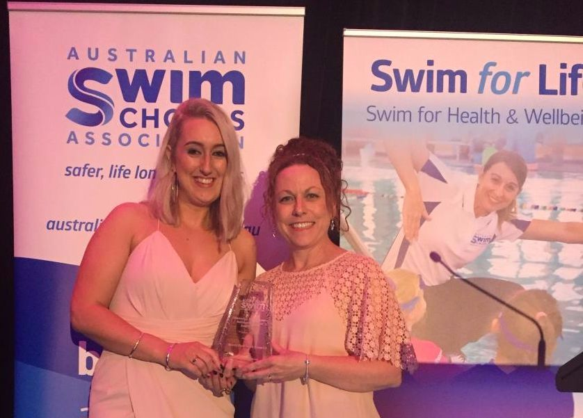 Beatty Park Swim School Awarded