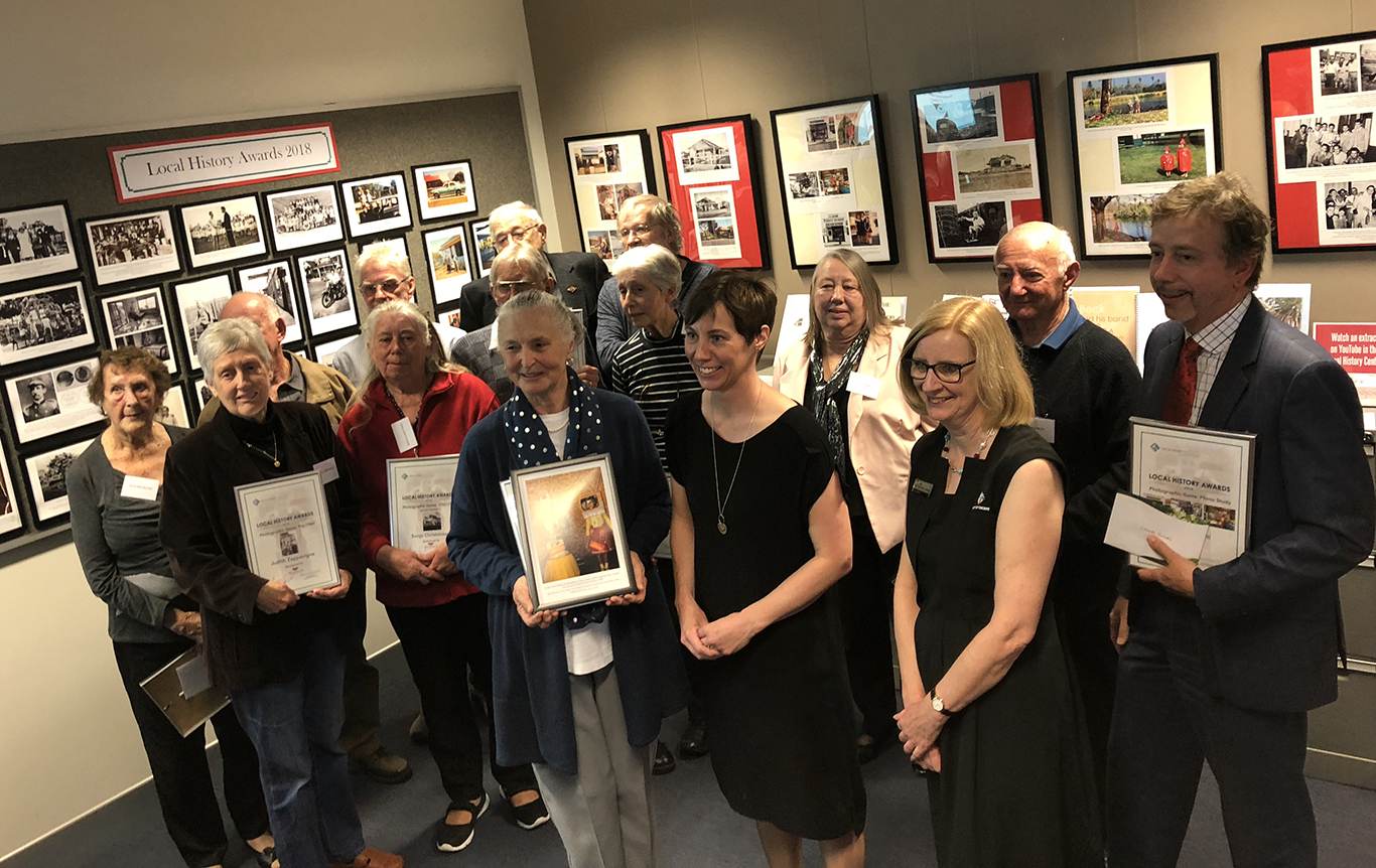 Local History Award Winners